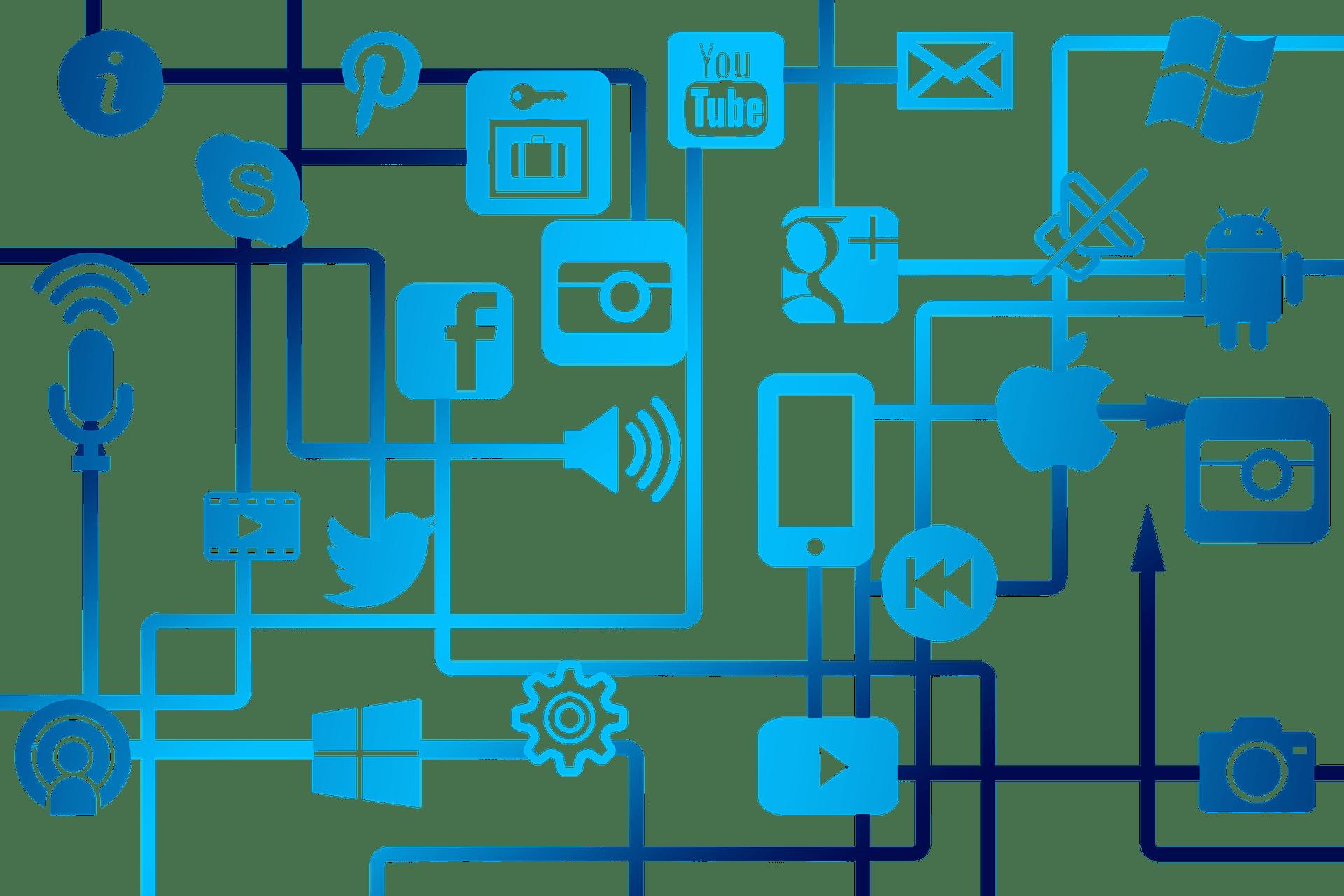 Web Buildout Connections
